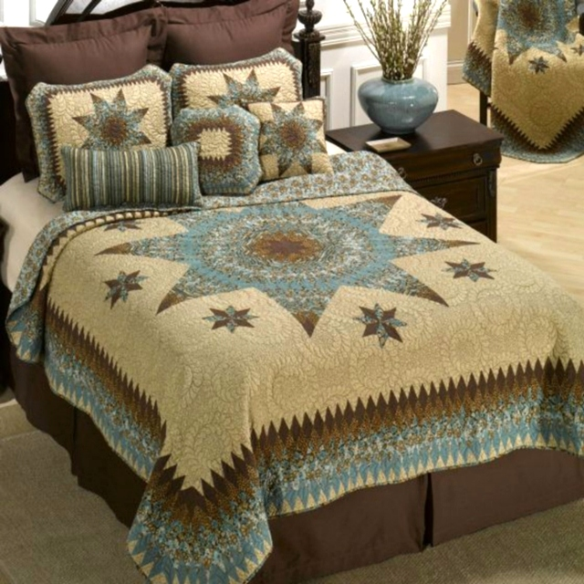 Sea Breeze Star Quilt Collection by Donna Sharp | Seabreeze Donna Sharp | Donna Sharp | Donna Sharp Quilts Donna Sharp Quilts