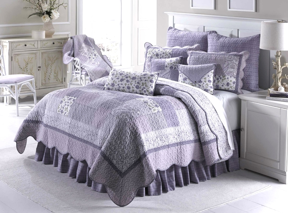 Lavender Rose Quilt Collection by Donna Sharp | Lavender Rose Donna Sharp | Donna Sharp | Donna Sharp Quilt Donna Sharp Quilts