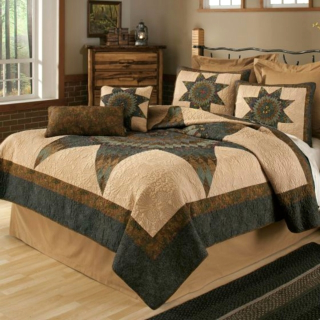 Forest Star Quilt Collection by Donna Sharp   Donna Sharp   Donna Sharp Quilts Donna Sharp Quilts