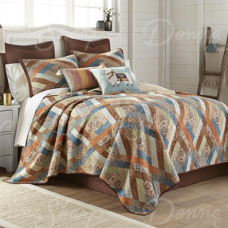 Sienna Quilt Collection by Donna Sharp Donna Sharp Quilts