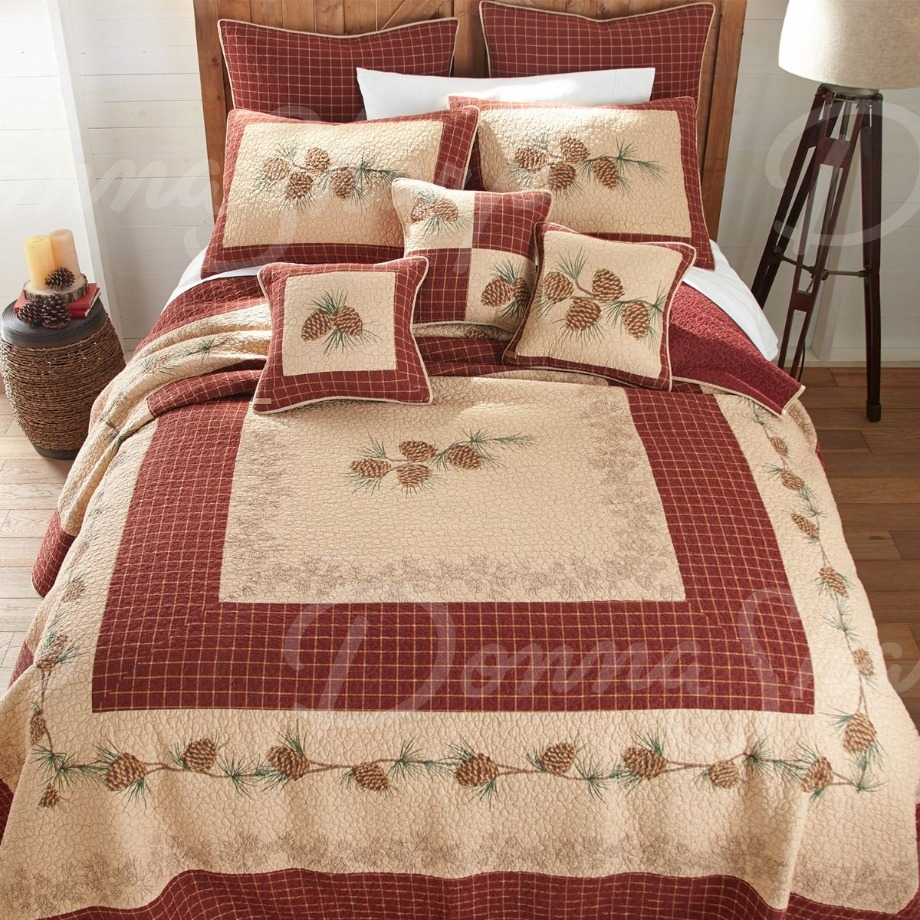 Pine Lodge Quilt Collection by Donna Sharp Donna Sharp Quilts